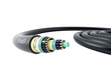 HRADIL offshore control and signal cables comply with RINA standard for passenger ships