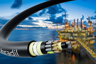 HRADIL Offshore Power Cable for Highly Explosive Environment ... Image 1