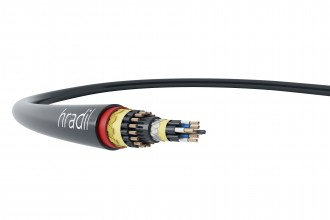 Cat.7 Hybrid cable for rail vehicles Image 3