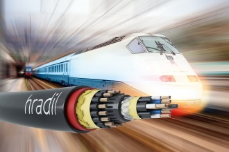 Cat.7 Hybrid cable for rail vehicles Image 1